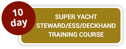 Crew Pacific's 10 Day Steward/ess /  Deckhand Course